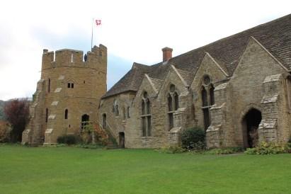07. Stokesay Castle, Shropshire