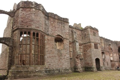 11. Raglan Castle, Monmouthshire, Wales