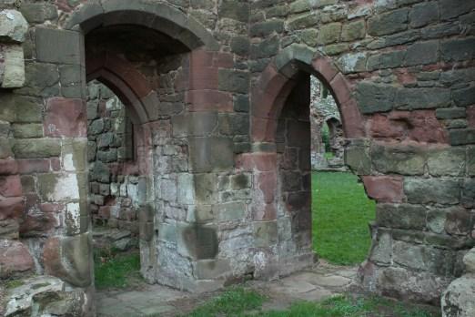 14. Acton Burnell Castle, Shropshire, England