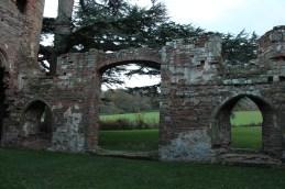 17. Acton Burnell Castle, Shropshire, England