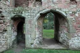 20. Acton Burnell Castle, Shropshire, England