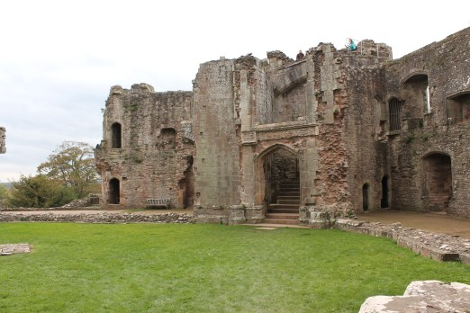 25. Raglan Castle, Monmouthshire, Wales