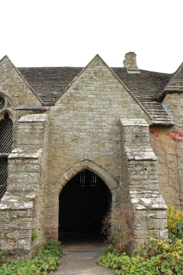 31. Stokesay Castle, Shropshire