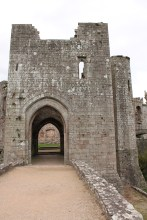 50 Raglan Castle, Monmouthshire, Wales