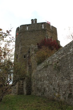 50. Stokesay Castle, Shropshire
