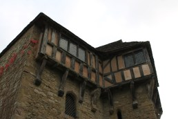 60. Stokesay Castle, Shropshire