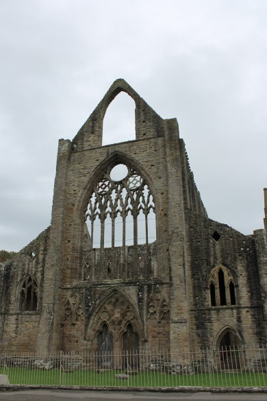 01. Tintern Abbey, Monmouthsire, Wales