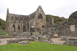 13. Tintern Abbey, Monmouthsire, Wales