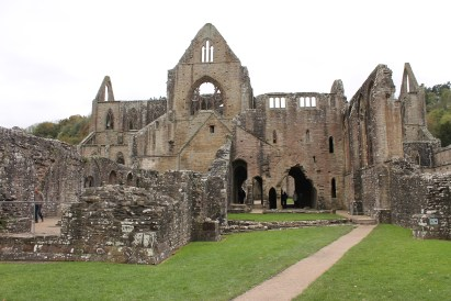 14. Tintern Abbey, Monmouthsire, Wales