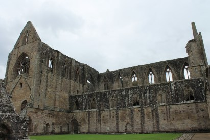 15. Tintern Abbey, Monmouthsire, Wales