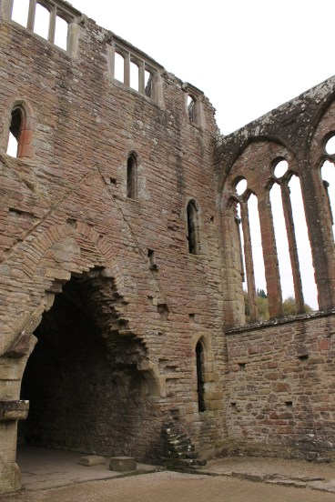 16. Tintern Abbey, Monmouthsire, Wales