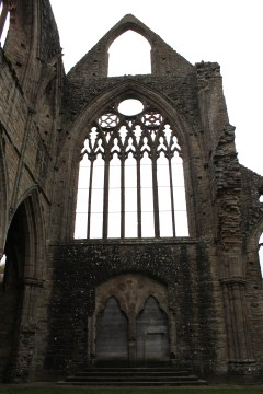 26. Tintern Abbey, Monmouthsire, Wales