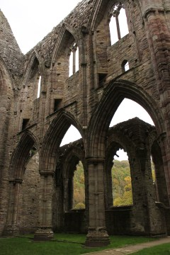 35. Tintern Abbey, Monmouthsire, Wales