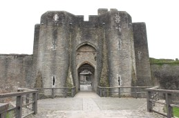 05. Caerphilly Castle, Wales