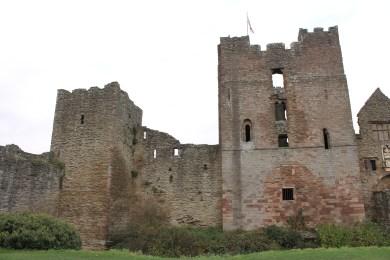 09. Ludlow Castle, Shropshire, England