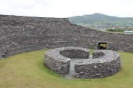 10. Cahergal Stone Fort, Co. Kerry
