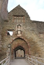 13. Ludlow Castle, Shropshire, England