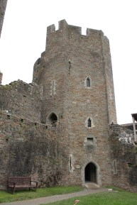 16. Caerphilly Castle, Wales