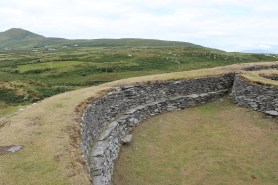 23. Leacanabuile Stone Fort, Co. Kerry