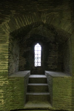 24. Caerphilly Castle, Wales