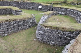 24. Leacanabuile Stone Fort, Co. Kerry