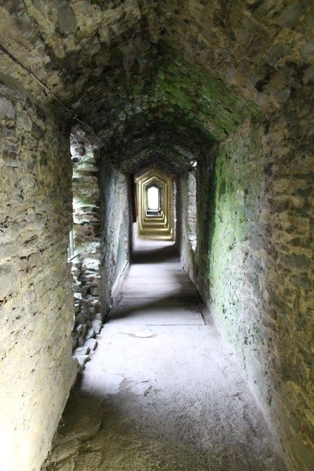 41. Caerphilly Castle, Wales