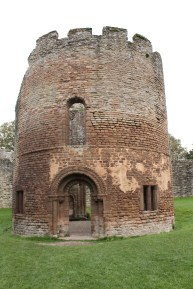 41. Ludlow Castle, Shropshire, England