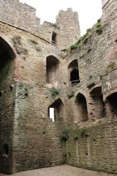 50. Ludlow Castle, Shropshire, England