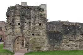 52. Ludlow Castle, Shropshire, England