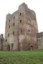 55. Ludlow Castle, Shropshire, England