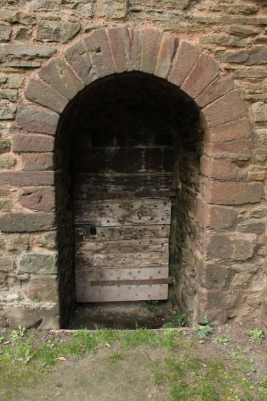57. Ludlow Castle, Shropshire, England
