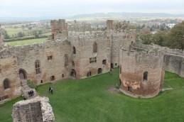 67. Ludlow Castle, Shropshire, England