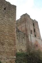 73. Ludlow Castle, Shropshire, England