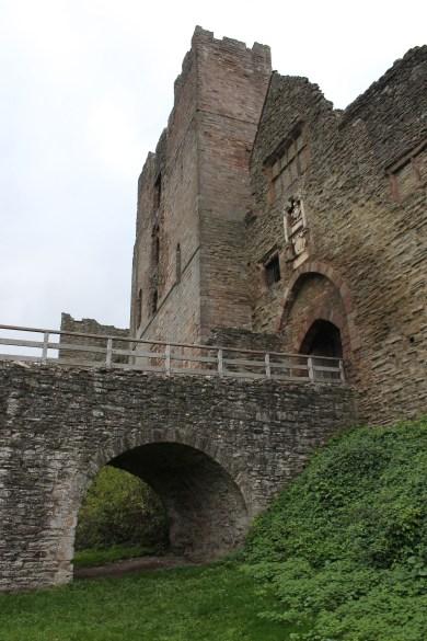76. Ludlow Castle, Shropshire, England