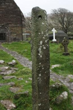 10. Kilmalkedar Church, Co. Kerry