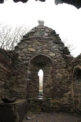 21. Kilmalkedar Church, Co. Kerry