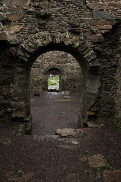 25. Kilmalkedar Church, Co. Kerry