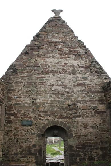26. Kilmalkedar Church, Co. Kerry