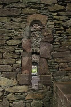 27. Kilmalkedar Church, Co. Kerry