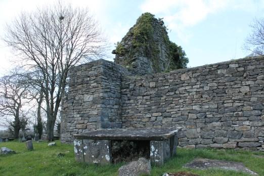 09. Clonenagh Church, Co. Laois
