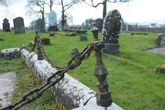 10. Clonenagh Church, Co. Laois