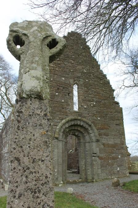 20. Monaincha Church, Co. Tipperary