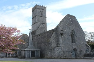 01. Loughrea Priory, Co. Galway