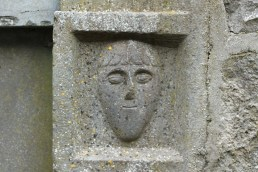 10. Clontuskert Priory, Co. Galway