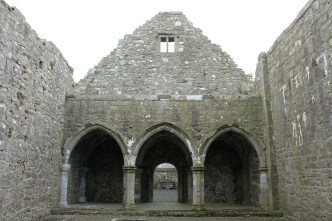 19. Clontuskert Priory, Co. Galway