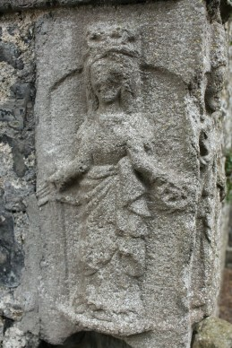 22. Clontuskert Priory, Co. Galway