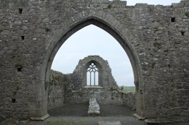 24. Clontuskert Priory, Co. Galway