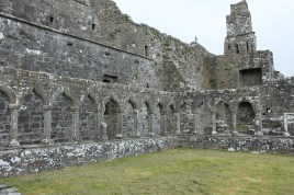 27. Clontuskert Priory, Co. Galway