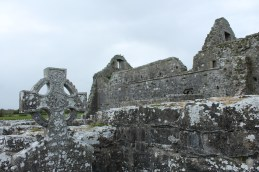 35. Clontuskert Priory, Co. Galway