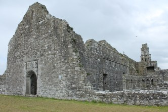 40. Clontuskert Priory, Co. Galway